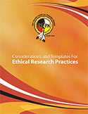 cover photo of Considerations Template for Ethical Research
