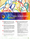 cover photo of 10 Things to know - Sexuality
