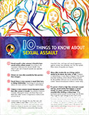 cover photo of 10 Things to know - Sexual Assault