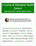 cover photo of Health Careers Listing