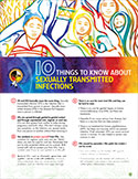 cover photo of 10 Things to know - STI's