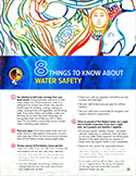 cover photo of 8 Things to know - Water Safety