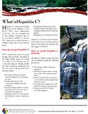 cover photo of What is Hepatitis C?