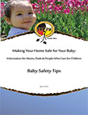 cover photo of Making your Home Safe for your Baby