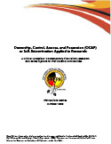 cover photo of OCAP Critical Analysis